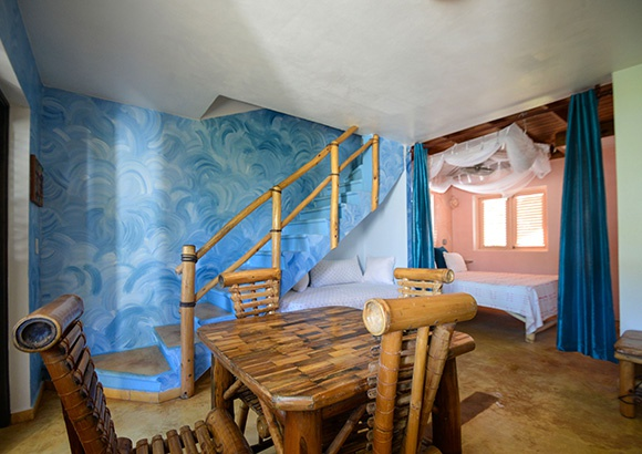 Apartment Rental in Las Galeras Dominican Republic.